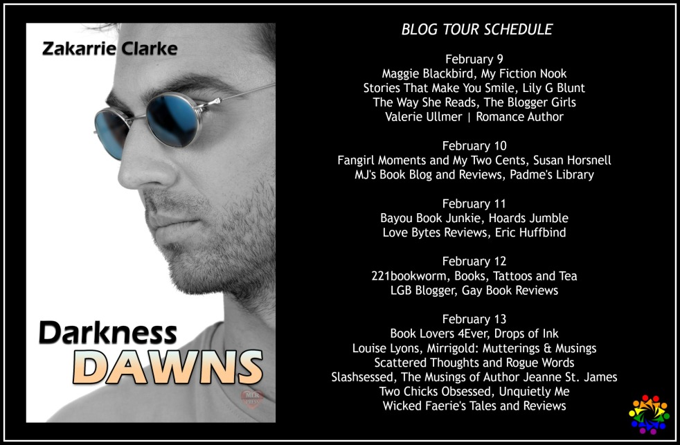 DARKNESS DAWNS SCHEDULE